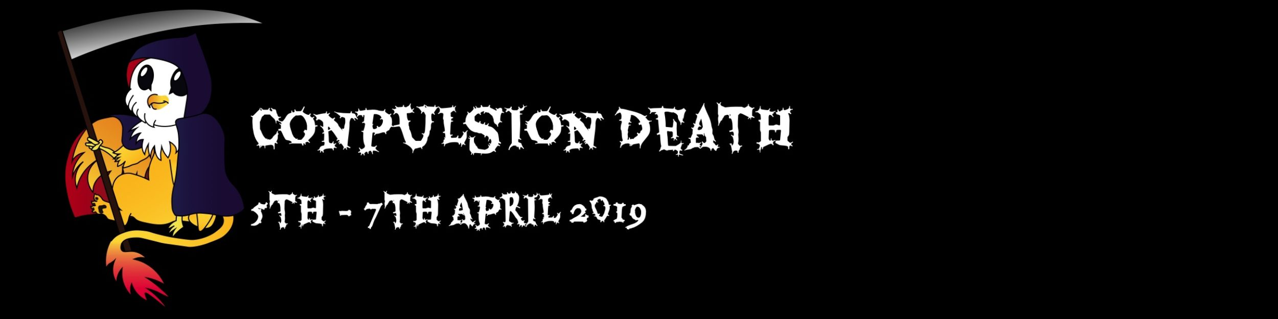 Conpulsion Death